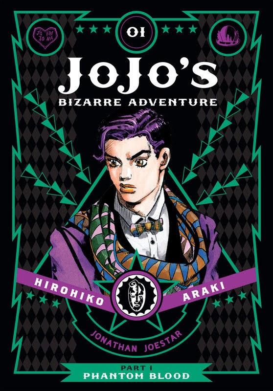 JoJo's Bizarre Adventure: Part 1: Phantom Blood (2014) - complete