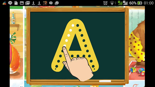 Learn ABC And LetterSoundsGame  screenshots 4