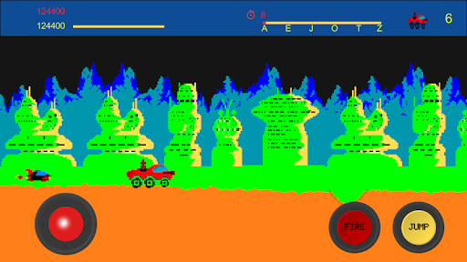 Moon Patrol modavailable screenshots 10