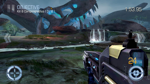 DINO HUNTER: DEADLY SHORES screenshot 19