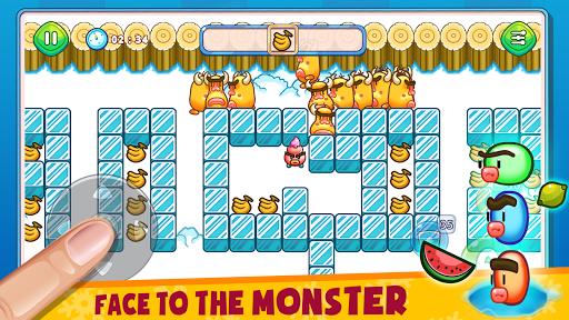 Fruit & Ice Cream - Ice cream war Maze Game  screenshots 3