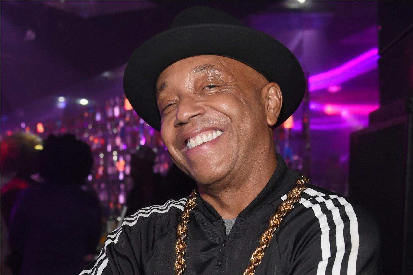 Russell Simmons attends Casamigos Halloween Party on October 27, 2017 in Los Angeles, California.