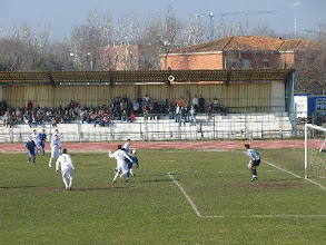 Photo: 18/01/09 v Real Madrid C (Tercera Div Grp 7) 1-1 - contributed by Leon Gladwell