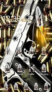 Bullet Gun Theme - náhled
