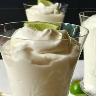 Easy Key Lime Mousse.