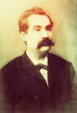 Photo: La photo: 1888 http://de.wikipedia.org/wiki/Mihai_Eminescu