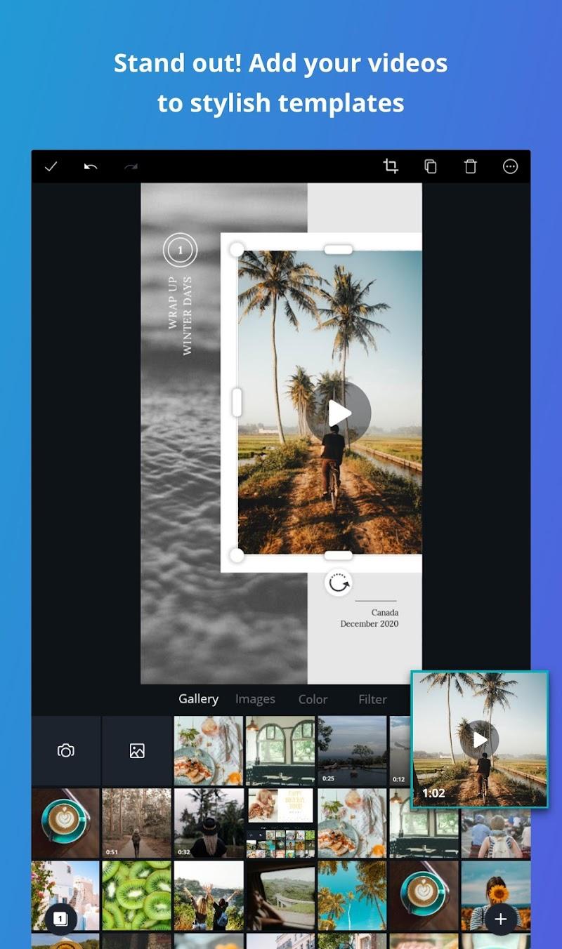 Canva: Graphic Design, Video, Collage & Logo Maker Screenshot 8
