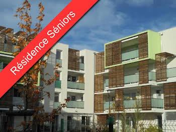 Appartement 2 pièces 39,47 m2