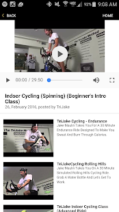 TriJake Fitness Trainer- screenshot thumbnail
