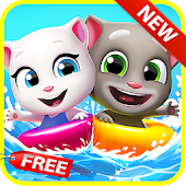 Pro Talking Tom Pool tips