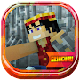 Skin ONE PIECE For MINECRAFT PE APK icon