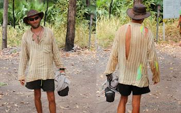 Photo: My Shirt is Finally Dead, Kimberley, Western Australia