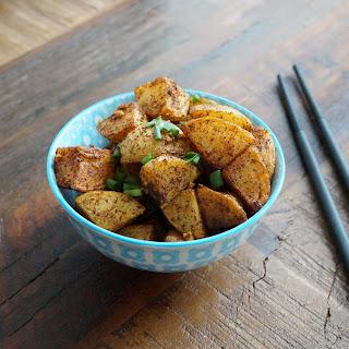 Xi'an Spicy Fried Potatoes.