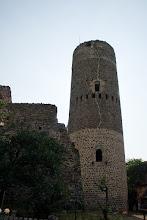 Photo: Fröhlichsturm ma wysokość 33 metrów i jest pozostałością zamku Fröhlichsburg wybudowanego w XII w.
