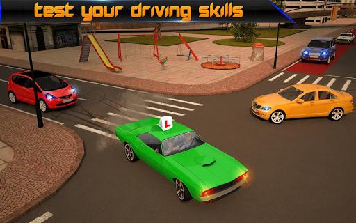 Driving Academy Reloaded screenshot 8