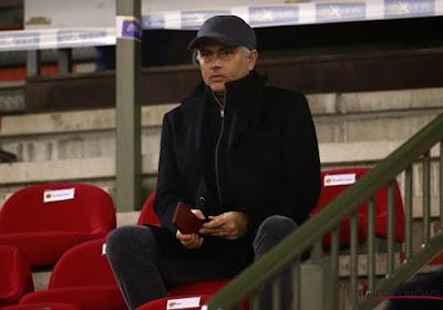José Mourinho a été déçu par la prestation de Tottenham