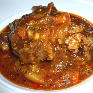 Russia Oxtail Stew