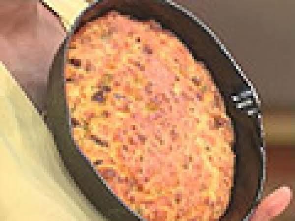 Smoked Sausage And Green Onion Cornbread Recipe