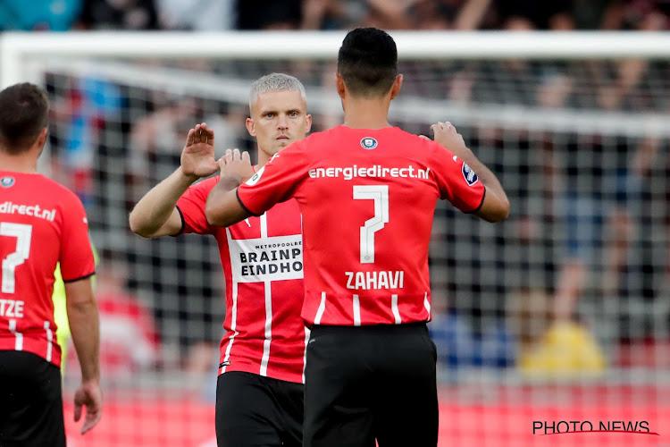 🎥 Ligue des Champions: le PSV s'impose largement, l'Olympiacos devra s'accrocher
