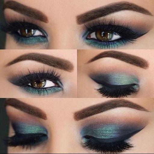 Learn Eye Makeup 遊戲 App LOGO-硬是要APP