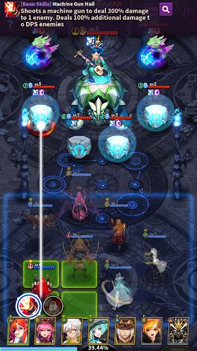 Dragon Heroes Tactics  screenshots 8