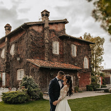 Huwelijksfotograaf Katerina Mironova (Katbaitman). Foto van 11.04.2019