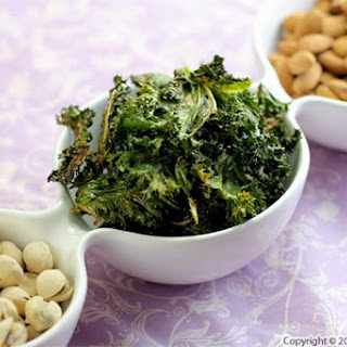 Masala Kale Chips