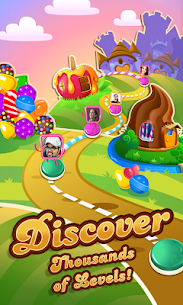 Candy Crush Saga (MOD, Unlimited Money) APK for Android 3
