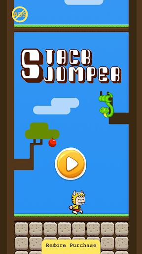 Code Triche Stacks Row Jumping APK MOD (Astuce) screenshots 3