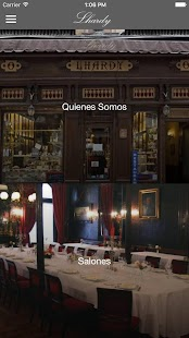 Restaurante Lhardy- screenshot thumbnail