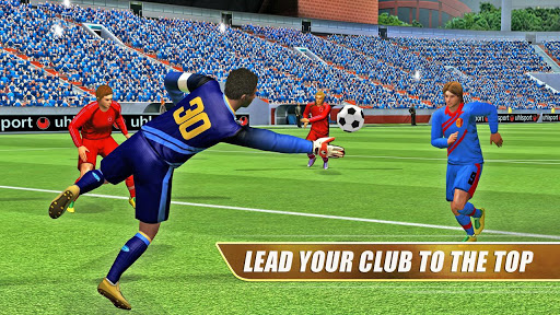 Real Football 2013 screenshot 1