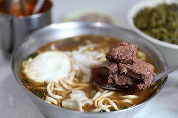 潮州街林記牛肉麵 (水缸牛肉麵)