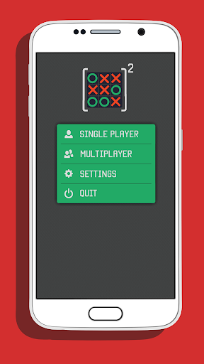 SQRD - Ultimate Tic Tac Toe