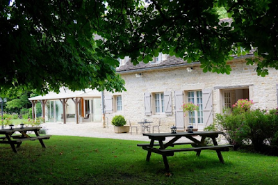 A Peaceful Villa in the Village of Bonnieux
