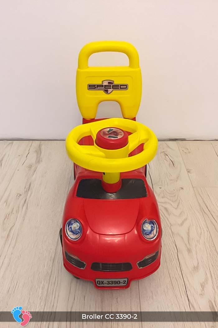 Chòi chân ô tô cho bé Broller CC-3390-2 9