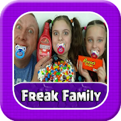 FREAK FAMILY VLOGS