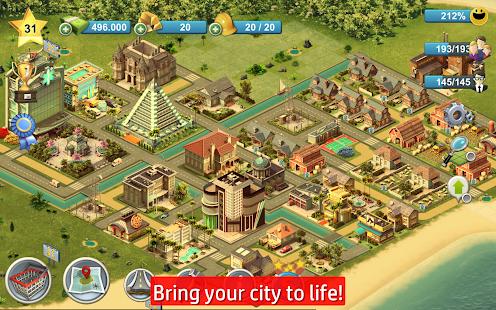 City Island 4: Sim Town Tycoon mod apk