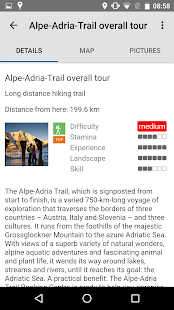 Alpe Adria Trail- screenshot thumbnail