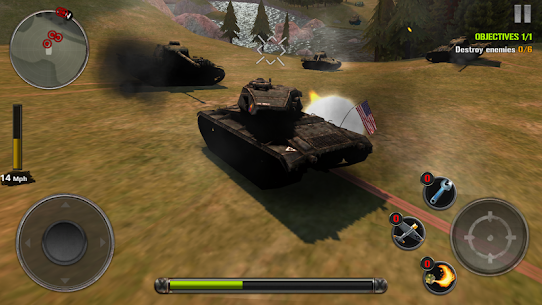 Tanks of Battle: World War 2 3