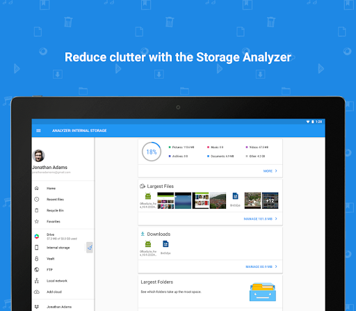 File Commander - File Manager & Free Cloud screenshot 21