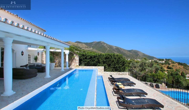 Maison avec piscine et terrasse Calahonda