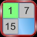 15 Puzzle Free icon
