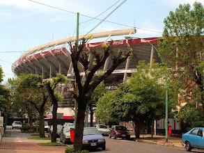 Photo: Buenos Aires, stadion El Monumental