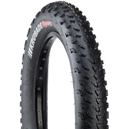 "Kenda Kwest High Pressure Tire 20/"" x 1.5/"" Black Steel"