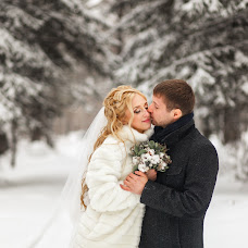 Wedding photographer Artem Gluschenko (gluschenkoart). Photo of 16.01.2016