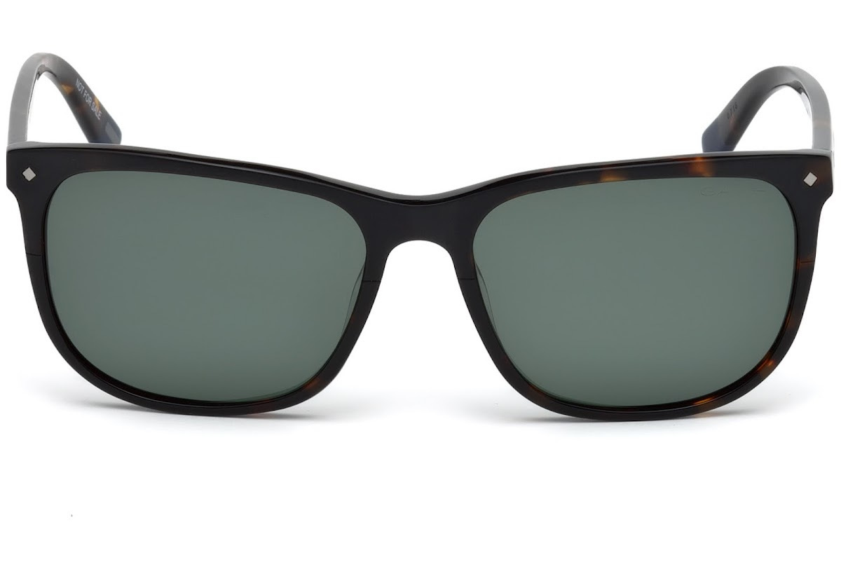0f281960e36 Polarized Sunglasses Gant GA7093 C57 52R (dark havana   green polarized)