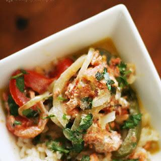 Brazilian Salmon Stew (Moqueca)