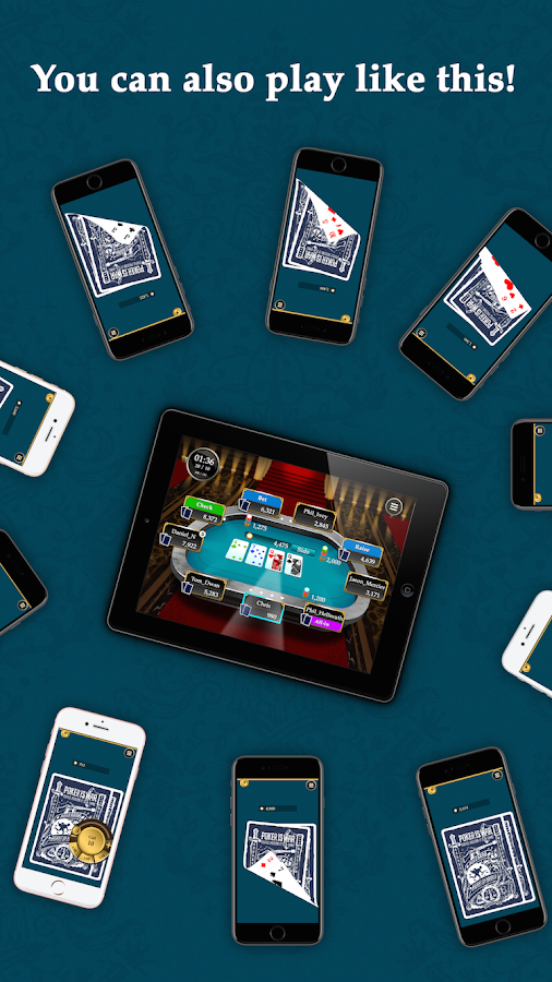 Pokerrrr2 - Poker with Buddies- screenshot