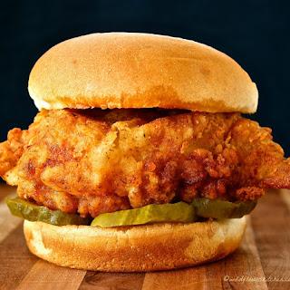 Best Copycat Chick-fil-A Sandwich.