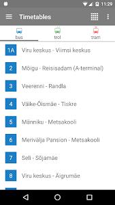 Tallinn Transport - timetables 5.0.9